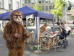 AGSTG - Aktionswoche zur Abschaffung von Affenversuchen 001