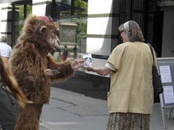 AGSTG - Aktionswoche zur Abschaffung von Affenversuchen 003
