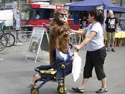 AGSTG - Aktionswoche zur Abschaffung von Affenversuchen 009