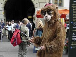 AGSTG - Aktionswoche zur Abschaffung von Affenversuchen 010