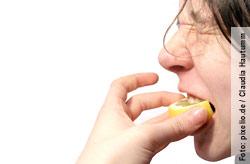 Vitamin C stärkt das Immunsystem