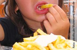 Fast Food sollte nicht oft auf dem Speiseplan stehen