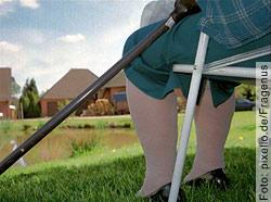 Übergewicht schränkt die Lebensqualität enorm ein