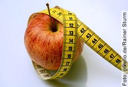 Übertreiben Sie nicht! Langsames Abnehmen ist gesünder und hält dauerhaft