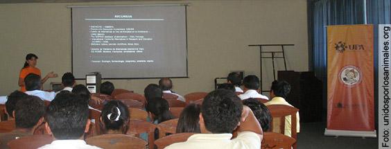 UPA - Studium ohne Tierversuche - Förderung tierversuchsfreier Lehrmittel an Universitäten
