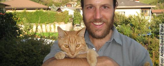Standpunkt: Sackgasse Ethik - Achim-David Z'Brun, kritischer Zeitgenosse und Friedensaktivist