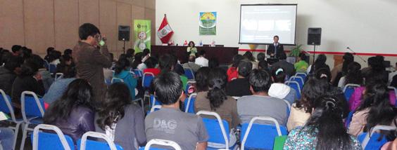 Vortragsreise an Universitäten in Peru - Innovative Lehrmethoden statt Tierversuchen